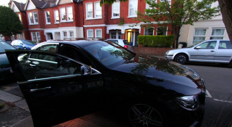 Review of Blacklane airport transfer