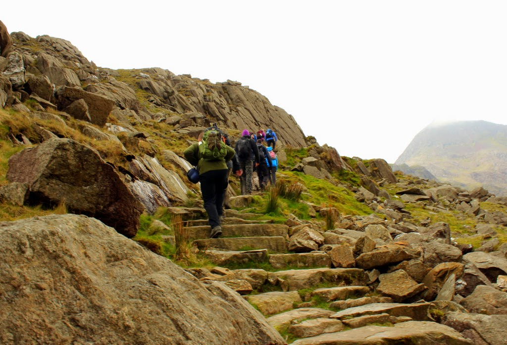 How Long To Climb Snowdon >> Climbing Mount Snowdon – Lines of Escape